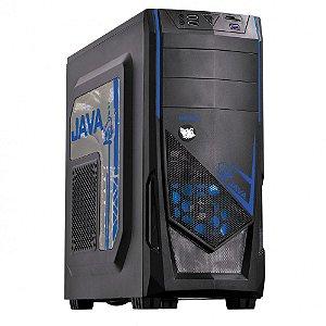 COMPUTADOR VGAMER WATER ELEMENT - Intel Core i3 7° ger, H110, 8GB DDR4, RX 470 4GB, 1TB, 500W 80 PLUS, JAVA / PC Gamer