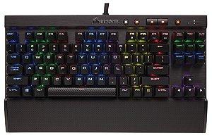 Teclado mecânico compacto para jogos RAPIDFIRE K65 RGB — Cherry MX Speed RGB CH-9110014-NA