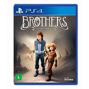 Jogo Brothers Playstation 4
