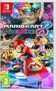 Mario Kart 8 Deluxe - Nintendo Switch (semi-novo)