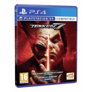 PS4 Tekken 7 Day One Edition
