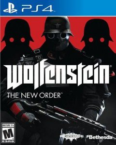 JOGO Wolfenstein The New Order - Playstation 4