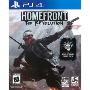 Ps4 Homefront The Revolution