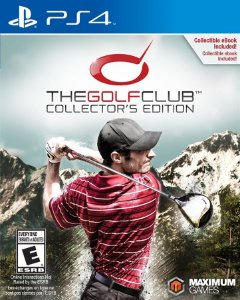 Jogo The Golf Club Collectors Edition Playstation 4