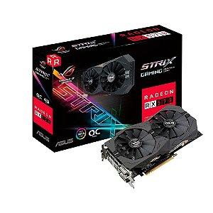 GPU RX 570 4GB D5 ASUS ROG-STRIX-RX570-O4G-GAMING 90YV0AJ0-M0NA00