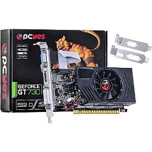 GPU GT 730 4GB SDDR3 PGT73012804D3 -