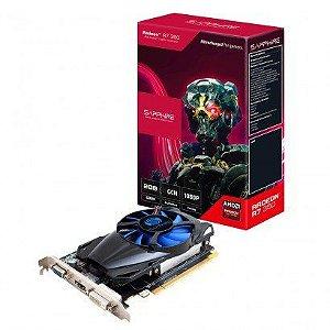 Placa De Vídeo Sapphire Radeon 11251-10-20G (Gpu R7 350, 2Gb, Ddr5)