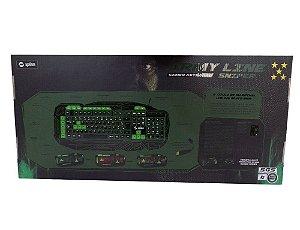 TECLADO SPINN GAMER TG3000
