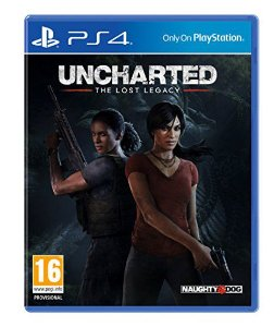 Jogo Uncharted - The Lost Legacy - Playstation 4