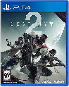 Pré Venda Jogo Destiny 2 Playstation 4
