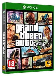 Jogo GTA V - XBOX ONE