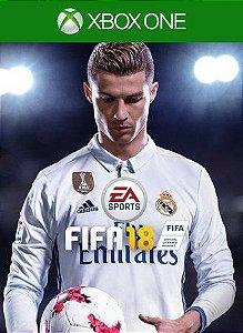 Pré venda Fifa 18 Xbox One