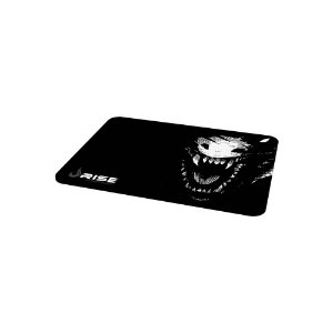 Mousepad Rise Gaming- NIGHT BEAST- COSTURADO -Tamanho medio - Fibertek