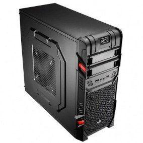 Computador Gamer V-Gamer Full-I3 7100-H110-GTX1050-8Gb DDR4-1Tb-400w-Dust storm-Cadeira Gamer+Mouse+Teclado+Headset+Monitor