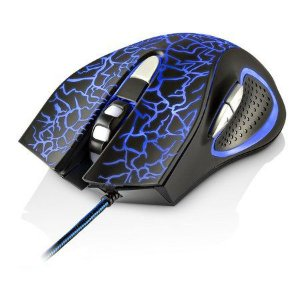 Mouse Gamer Multilaser 6 Botoes Led 2400 Dpi (05)