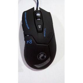 MOUSE GAMER COM FIO X-8II