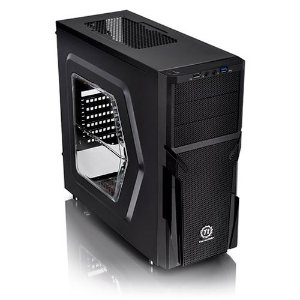 Gabinete Tt Versa H21 Black Case W/Window Ca-1B2-00M1Wn-00