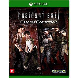 Xone Resident Evil Origins Collection