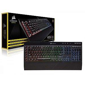 Teclado Gaming  K55 RGB CH-9206015-BR -