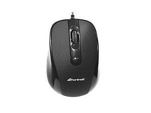 Mouse Opt Usb Fortrek Om103 1600Dpi Pt