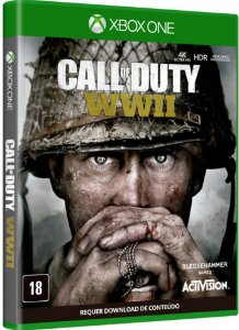Call of Duty: WWII (Pré-venda) - XBOX One