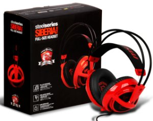 Fone Game Steel Series Siberia V2 Red MSI