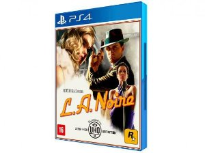 LA NOIRE -PS4