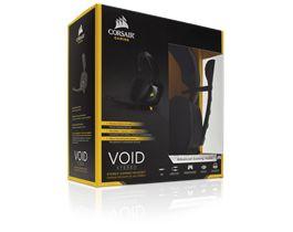 Headset Corsair VOID Stereo Gaming CARBON.. PN # CA-9011131-AP