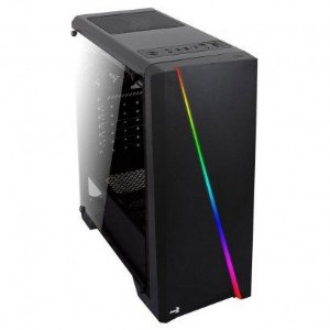 Computador Gamer V-Gamer Goku - i7 7700k/ 1080Ti/ Z370/ 16Gb/ 1TB/ SSD 120GB/ 600w/ Water Cooler 120/ Gabinete