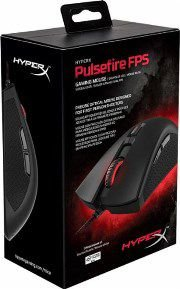 Mouse HyperX Gamer Pulsefire FPS USB Optical PN # HX-MC001A/AM