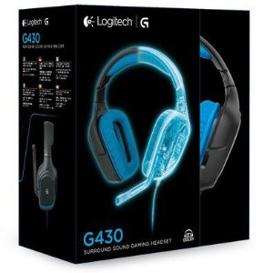 Fone Game G430 Logitech