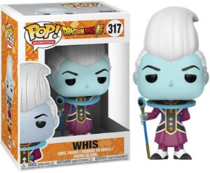 FUNKO BONECO POP FUNKO DRAGON BALL SUPER WHIS CAIXA UN - Cod.Barra: 889698249805