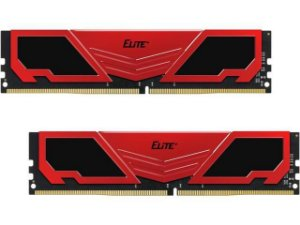 Memória DDR4 8Gb 2400 Team Group Elite Red
