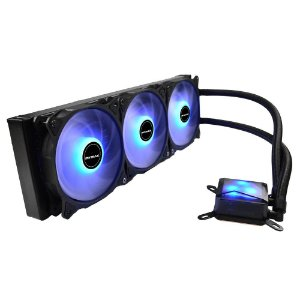 Water Cooler Algor 360mm AMD e Intel LED Azul(MYC/FC-V2-360-BL)