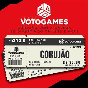 Ingresso Corujão Arena Votogames