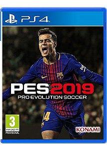 Pré-Venda Jogo PlayStation 4 PES 19