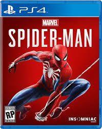 Pré-venda Homem-Aranha Ps4