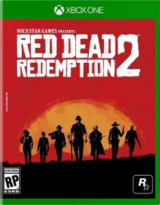 Pré-Venda Red Dead Redemption 2 Xbox One