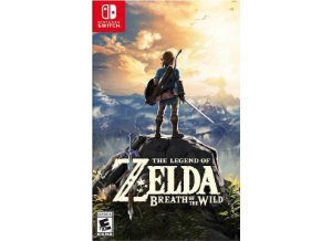 Jogo The Legend of Zelda: Breath of the Wild (Switch)