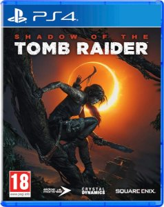 Shadow of The Tomb Raider-PS4