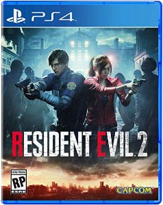 Pré-Venda Resident Evil 2 Ps4