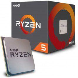 Processador AMD Ryzen 5 2600 3.4GHz 19Mb AM4