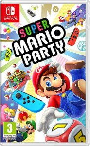Mario Party Nintendo Switch (semi-novo)