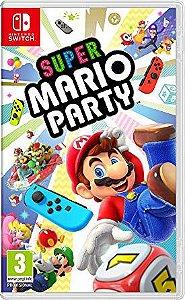Mario Party Nintendo Switch (semi-novo)