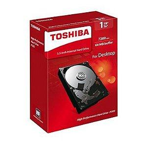HDD TOSHIBA 1TB SATA 60GBS HDWD110XZSTA 64MB 7200 RPM