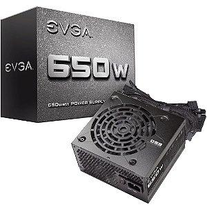 FONTE EVGA 650W 100N10650L0