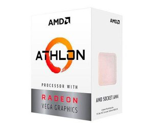 Processador AMD Athlon 200GE 3.2GHz AM4 Radeon Vega 3 PN # YD200GC6FBBOX