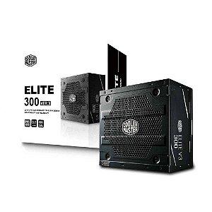 FONTE ELITE V3 300W - MPW-3001-ACAAN1-WO