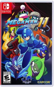 Megaman 11 Nintendo Switch (Semi-novo)