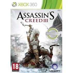 Assassins Creed III Xbox 360 (Semi-Novo)